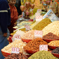 Tour or Old Delhi Spice Market