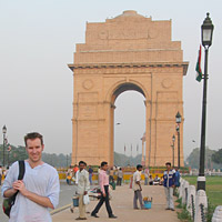 Tour of Delhi, including India Gate and Rashtrapati Bhawan