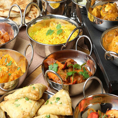 Indian Cuisine - Cooking class or Culinary Tour