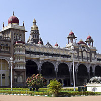 Mysore Palace - South India Tour Guide & Driver