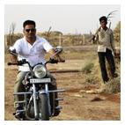 Rajasthan Royal Enfield Motorcycle Tour with Tour Guide